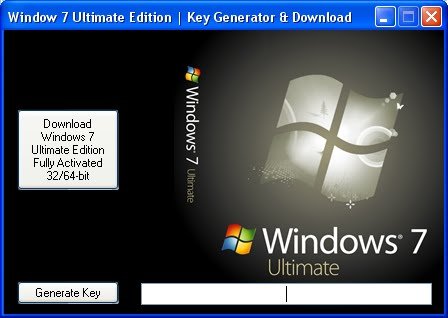 download keygen windows 7 ultimate 32 bit